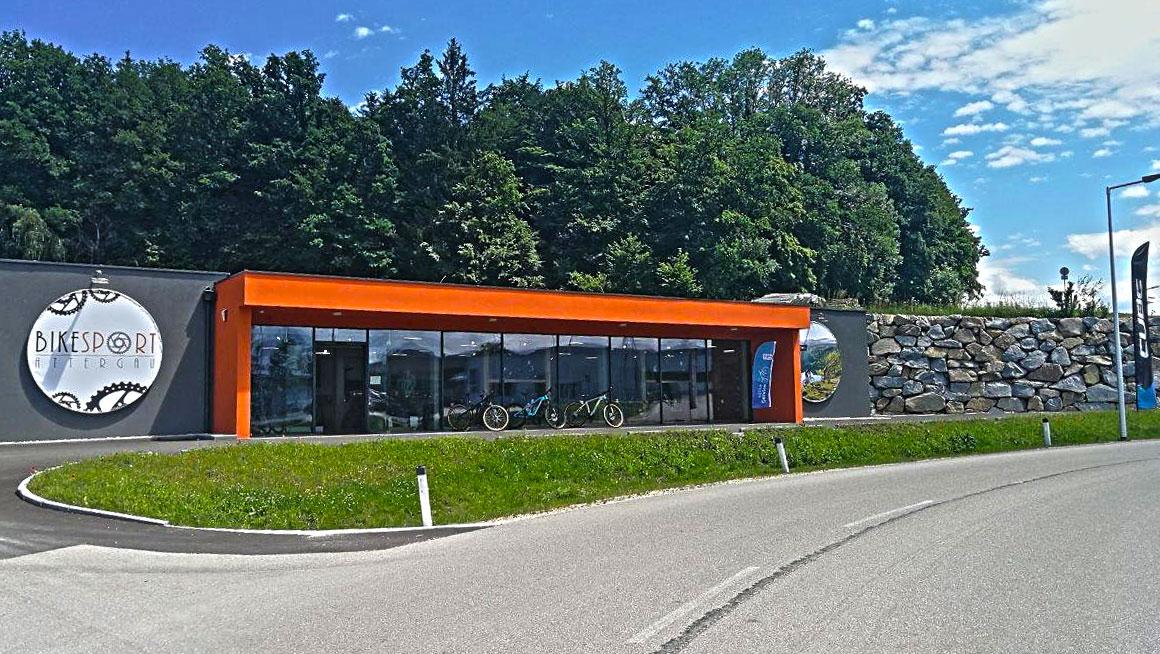 Kontakt Standort Bikesport Attergau
