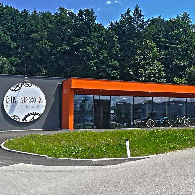 Bikesport Attergau Standort