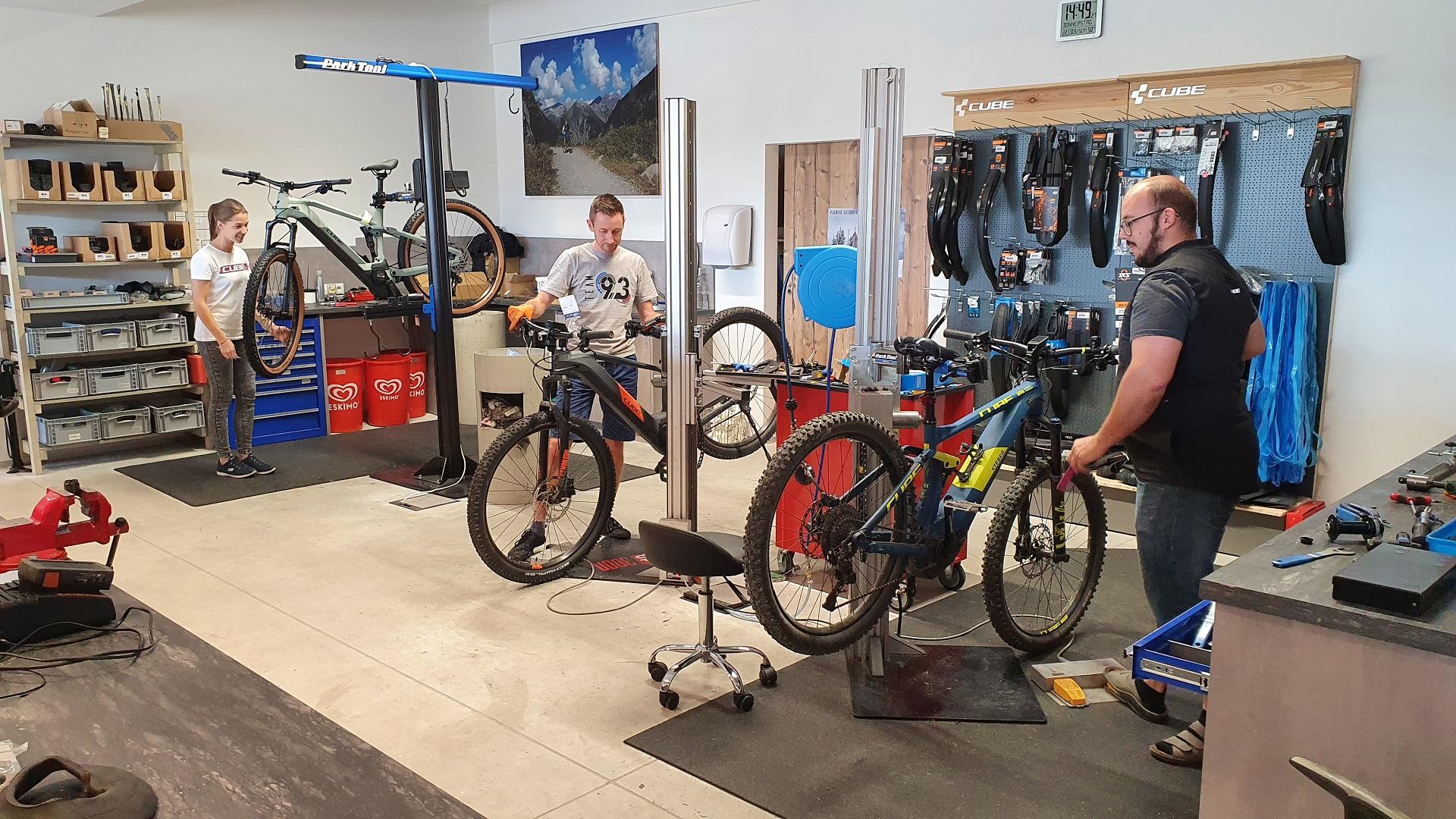 werkstatt bikesport attergau