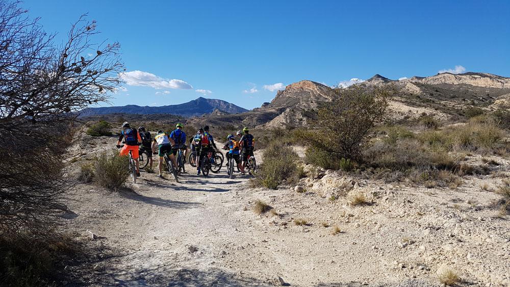 Rad fahren in Alicante